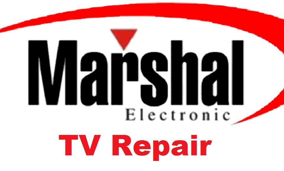تعمیر تلویزیون مارشال