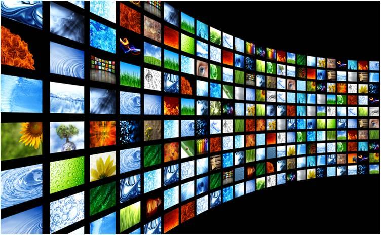 قطع برق تلویزیون