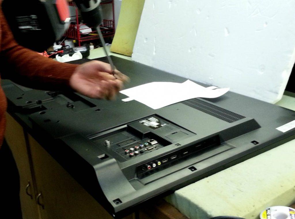 تعمیر تلویزیون ال سی دی