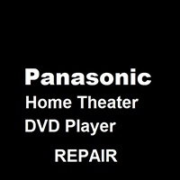 تعمیر سینمای خانگی / دی وی دی پلیر پاناسونیک