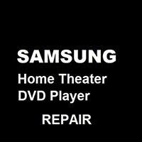 تعمیر سینمای خانگی / دی وی دی پلیر سامسونگ