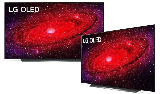 تلویزیون الجی تلویزیون الجی مدل LG CX OLED
