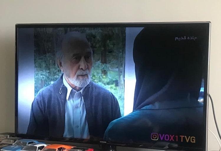 تاریکی تصویر تلویزیون سامسونگ